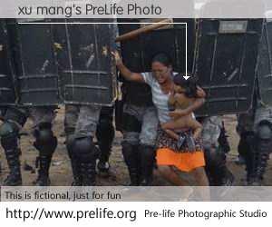 xu mang's PreLife Photo