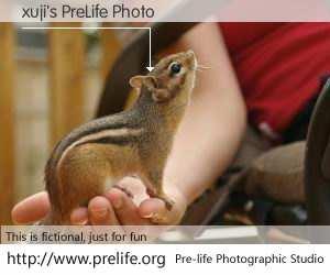 xuji's PreLife Photo