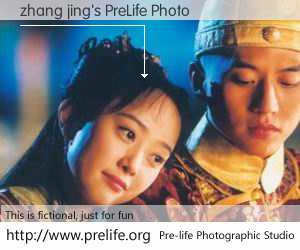 zhang jing's PreLife Photo