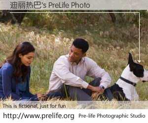 迪丽热巴's PreLife Photo