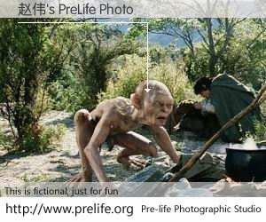 赵伟's PreLife Photo