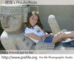 邵琪's PreLife Photo