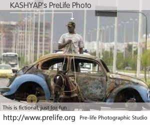 KASHYAP's PreLife Photo