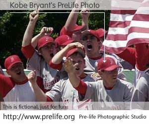 Kobe Bryant's PreLife Photo