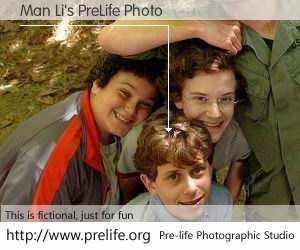 Man Li's PreLife Photo