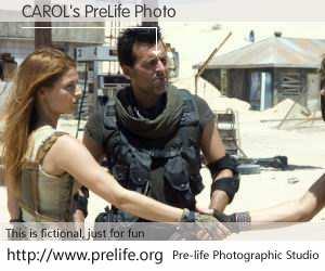 CAROL's PreLife Photo