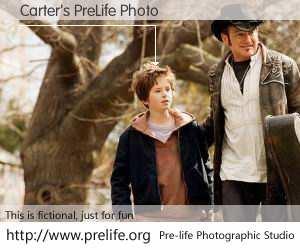 Carter's PreLife Photo