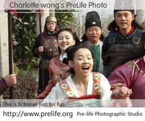 Charlotte wong's PreLife Photo