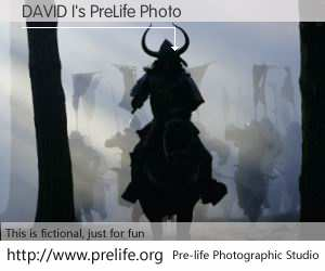 DAVID I's PreLife Photo