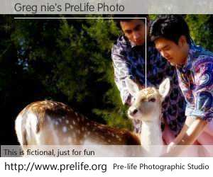 Greg nie's PreLife Photo