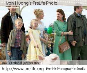 Ivan Huang's PreLife Photo