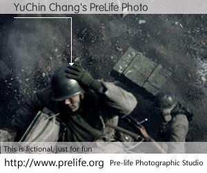 YuChin Chang's PreLife Photo