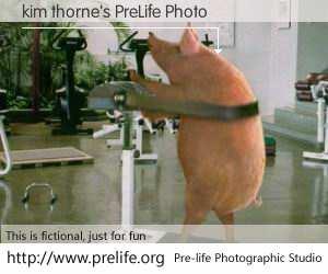 kim thorne's PreLife Photo