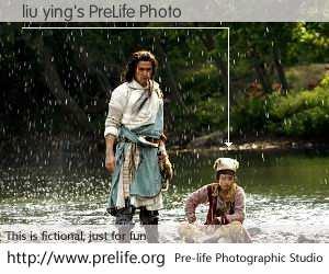 liu ying's PreLife Photo