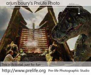 arjun boury's PreLife Photo