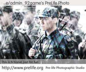 e/admin_92game's PreLife Photo