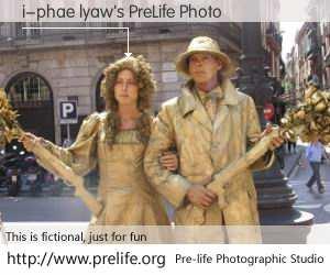 i-phae lyaw's PreLife Photo