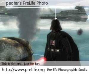peater's PreLife Photo