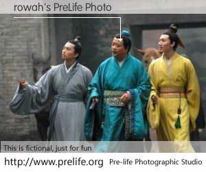 rowah's PreLife Photo