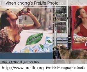 vinen chang's PreLife Photo