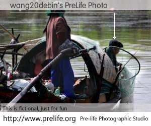 wang20debin's PreLife Photo