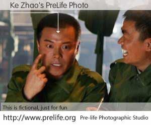 Ke Zhao's PreLife Photo
