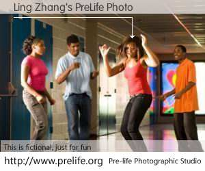 Ling Zhang's PreLife Photo
