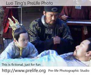 Luo Ting's PreLife Photo
