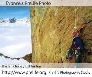 Evance's PreLife Photo