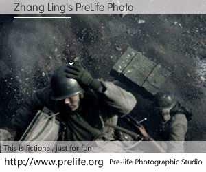 Zhang Ling's PreLife Photo