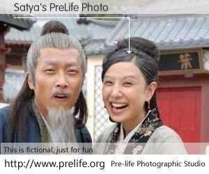Satya's PreLife Photo