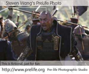 Steven Wang's PreLife Photo