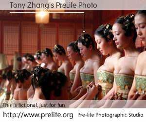 Tony Zhang's PreLife Photo