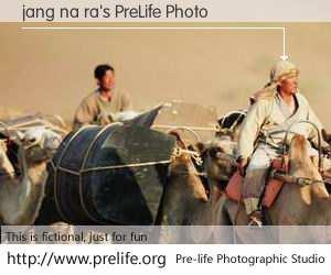 jang na ra's PreLife Photo