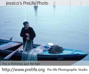 jessica's PreLife Photo