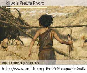 killua's PreLife Photo