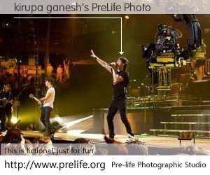 kirupa ganesh's PreLife Photo