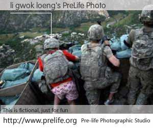 li gwok loeng's PreLife Photo