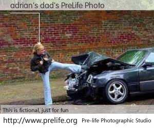 adrian's dad's PreLife Photo