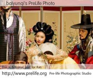 baiyunqi's PreLife Photo