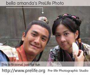 bella amanda's PreLife Photo