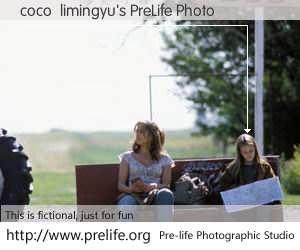 coco  limingyu's PreLife Photo