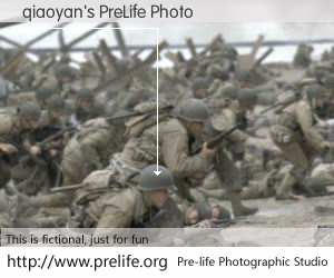 qiaoyan's PreLife Photo