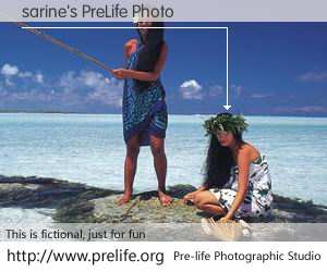 sarine's PreLife Photo
