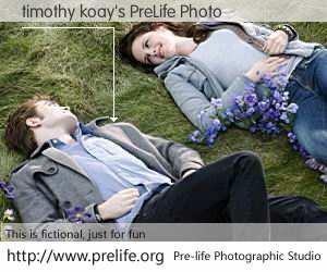 timothy koay's PreLife Photo