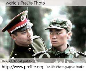 wario's PreLife Photo