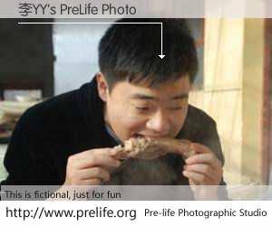 李YY's PreLife Photo