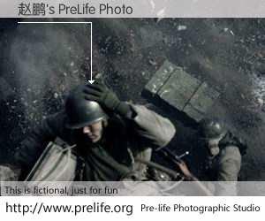 赵鹏's PreLife Photo
