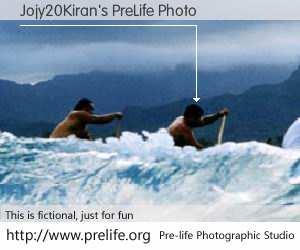 Jojy20Kiran's PreLife Photo