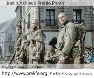 Justin Ashley's PreLife Photo